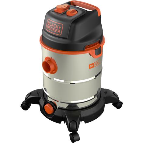 BXVC30XTDE-Aspirador de agua Pro 1600W - 30 L.-Black+Decker