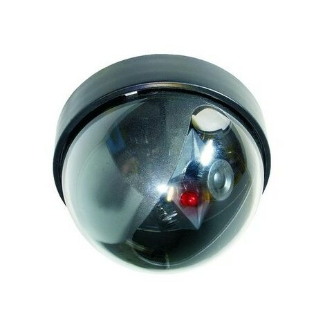 """main image of """"Byron CS44D Dummy Dome Camera with Flashing Light"""""""