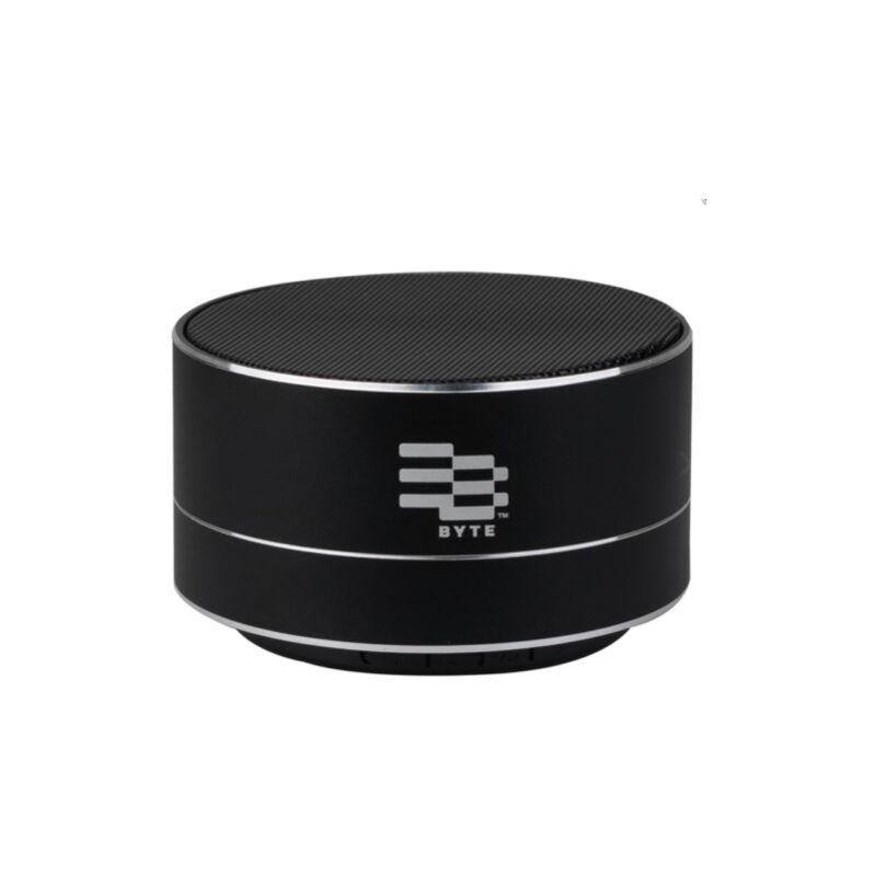 Image of Byte Metal Pulse Bluetooth Speaker - Black