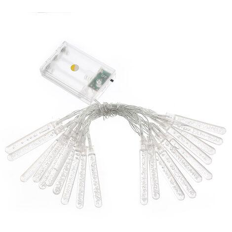 BZ509 2.2M 20 Bulbs Pillar Clear Indoor Outdoor Decoration String Lights