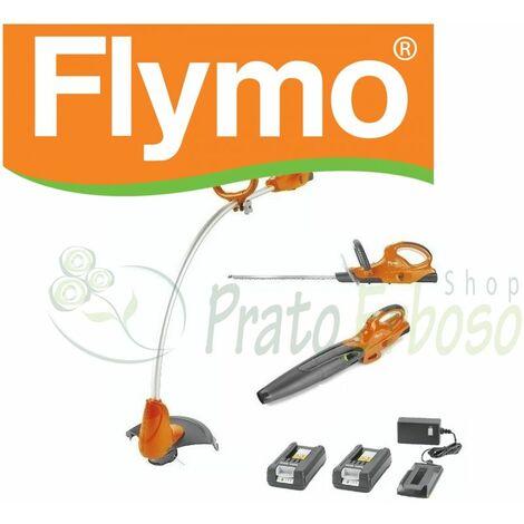 "main image of ""C-Li 20V3N1 - Set de batterie Flymo 3 en 1"""
