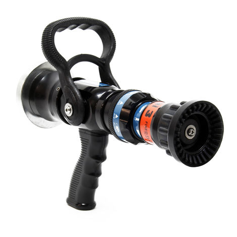 C Multipurpose Fire Fighting Fog Nozzle 150/200/350/500 l/min for Disaster Relief and Fire Brigades