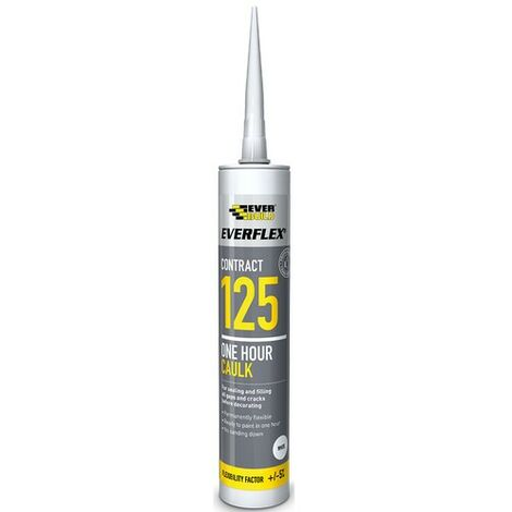 C3 125 One Hour Caulk Sealants