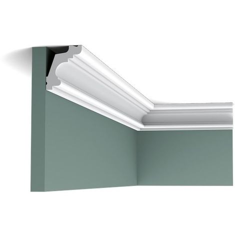 C322F Flexible Premium Coving Moulding