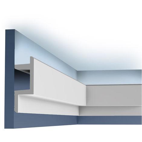 C383 Corniche Plafond Orac Decor -Luxxus - 14x5cm (h x p) - conditionnement : A l'unité