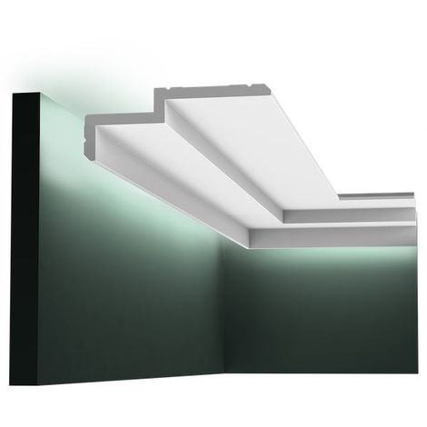 C391 Contemporary Coving or LED Lighting Moulding