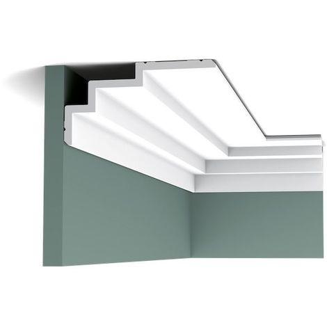 C392 Contemporary Coving or LED Lighting Moulding
