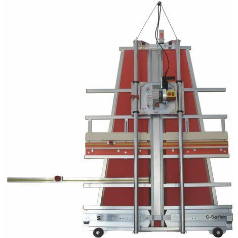 C4 - Scie à panneaux verticale - 1,65 kW - 1270 mm SSC SSCC4V3