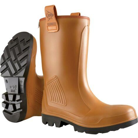 C462743 Purofort Rig-Air Brown Rigger Boots