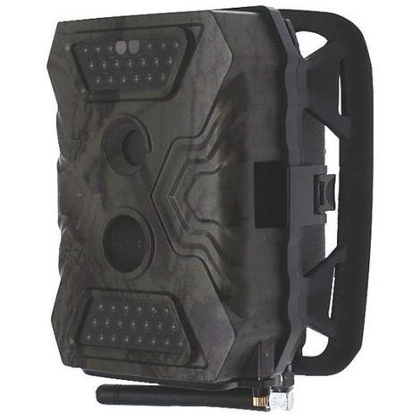 C50 Battery Powered MMS Portable CCTV Camera & Invisible Flash [002-0740]