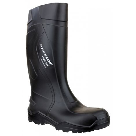 C762041 / Dunlop Purofort+ Full Safety Wellington / Mens Safety Boots