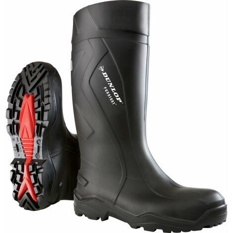 C762041 Purofort+ Black Safety Wellington Boots