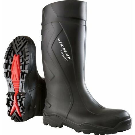 C762041 Purofort+ Black Safety Wellington Boots