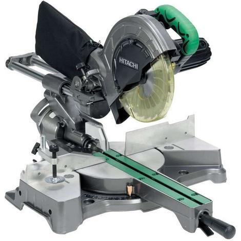 C8FSE Sliding Compound Mitre Saw