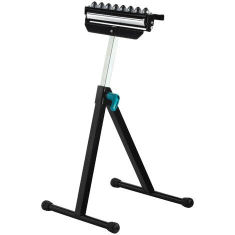 Caballete multifuncional: de soporte, rodillo y bolas. - Wolfcraft - 6102300