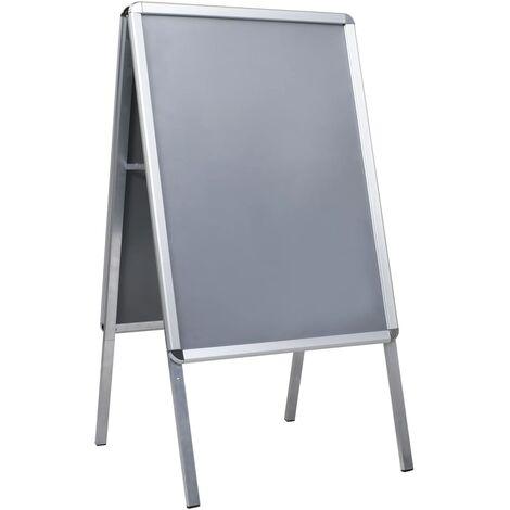 """main image of """"Caballete para carteles publicitarios A1 aluminio"""""""