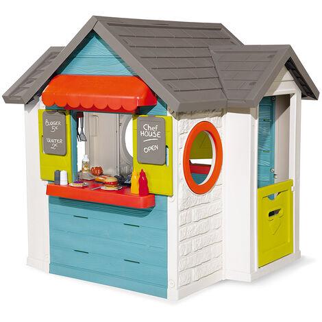 Cabane enfant Chef House - Smoby
