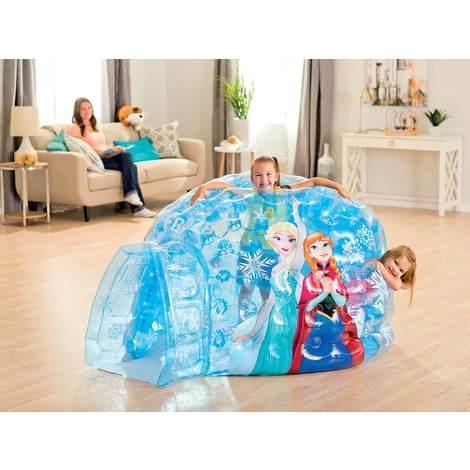 Cabane enfant - Igloo gonflable Reine des Neiges - 48670