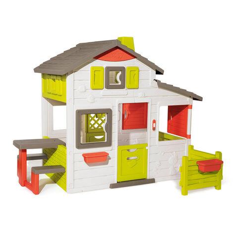 Cabane enfant Neo Friends House - Smoby