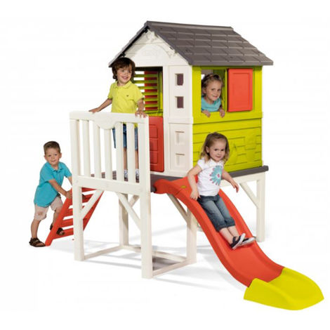 Cabane enfant Pilotis - Smoby