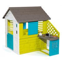 Cabane de jardin pour enfant