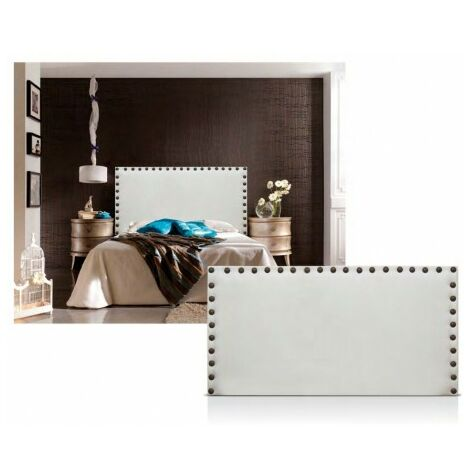 "main image of ""Cabecero cama Bruselas 165*70 blanco"""