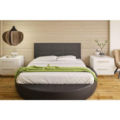 Cabecero cama tapizado 155 x 55 x 3,0 cm, valido para cama 135 y 150 cm.