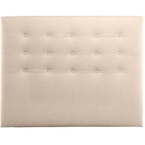 Cabecero de cama Zen tapizado en polipiel