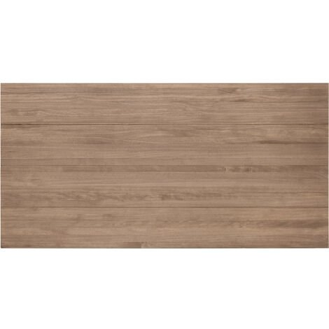 Cabecero de madera envejecido 105x80cm