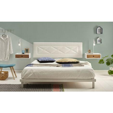 Cabecero tapizado R55, valido para cama 135,140 y 150 cm.