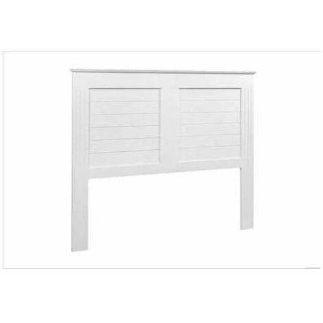 Cabecero Vigo en acabado lacado blanco 130 cm(alto)155 cm(ancho) Color Blanco