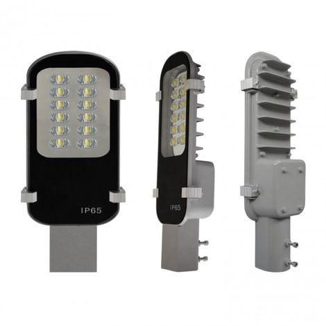 Cabeza de farola industrial LED 12W 4000K