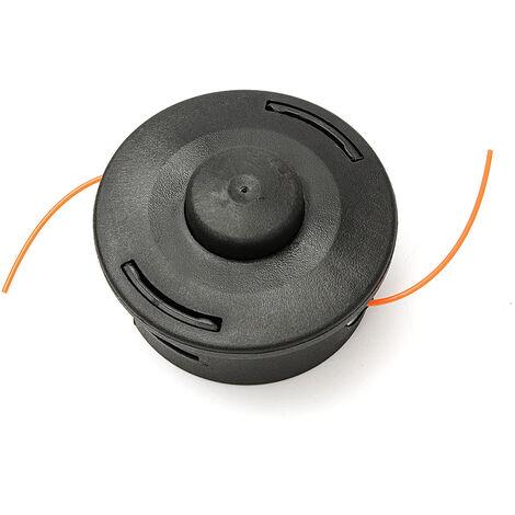 Cabezal de recortador Cepillo para joroba Recortadora de césped Jardinería para Stihl Fs65-4 Fs66 Fs66R Fs70C Fs70Rc Fs74 Fs76