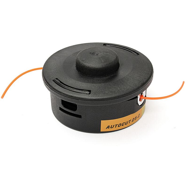 Drillpro - Cabezal de recorte Autocut para Stihl FS65-4 FS66 FS66R FS70C FS70RC FS74 FS76 FS80 LAVADO