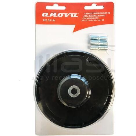 Cabezal desbrozadora Semi-automático Anova