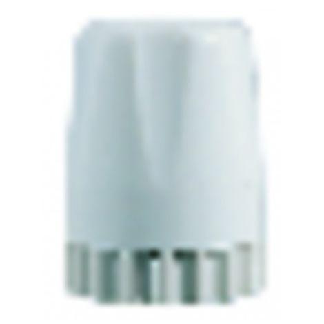 Cabezal manual ajustable para válvula termostático
