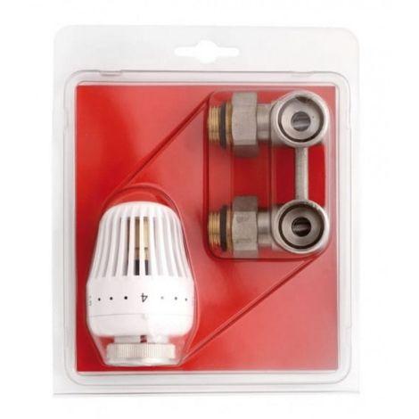Cabezal termostático angulado zpg