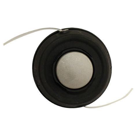Cabezal Universal Carga Fácil Bat. Aluminio Para Desbrozadoras - Kawapower