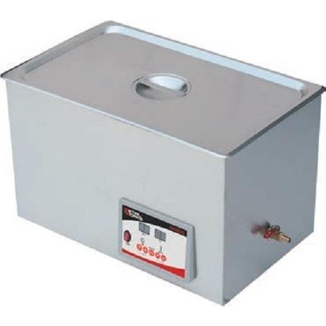 Cabina limpiadora ultrasónica 22 l. METALWORKS UCL022