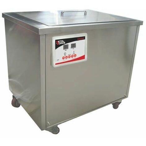 Cabina limpiadora ultrasónica 60 l. METALWORKS UCL060
