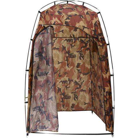 Cabina para ducha/WC/vestidor camuflaje