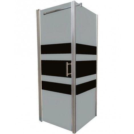 Cabine de douche ADRIANA 90x90x190 cm - Transparent