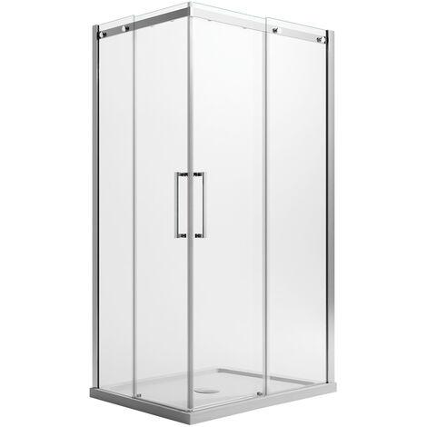 Cabine de douche avec Easy-Clean mod. Prime Corner