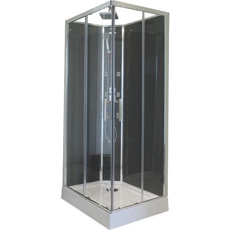 Cabine de douche SELIA 80x80 hydro