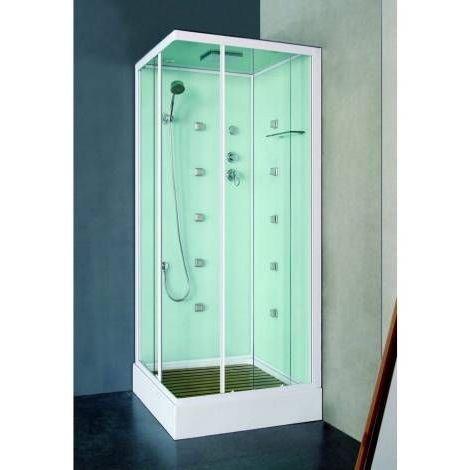 Cabine de douche SINES 90x90 ou 100x100 cm