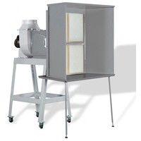Cabine de finition 3840 m3/H - 1500 W 230 V - CF1 - Holzprofi - -