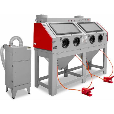 Cabine de sablage 880 l MW-Tools CAT880FC