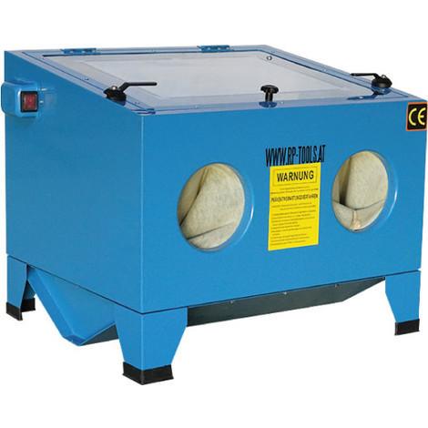 Cabine de sablage 90 litres 230v -S13130