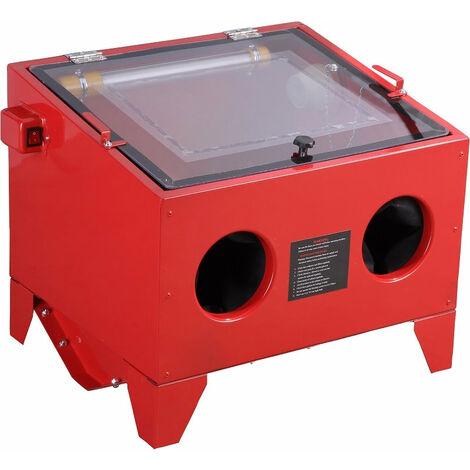 Cabine de sablage 90 Litres microbilleuse