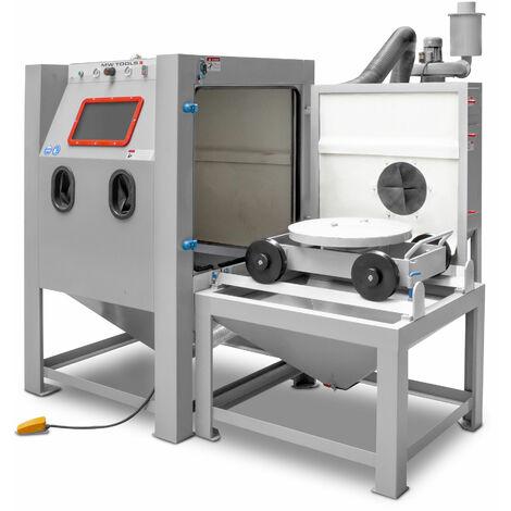 Cabine de sablage type injecteur 1350 l MW-Tools SCIN1400R